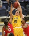 Knudsen scores 33 in MSUB win