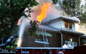 Investigation continues in apartment building fire; damage estimated at $1 million