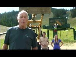 Showdown Montana ice bucket challenge