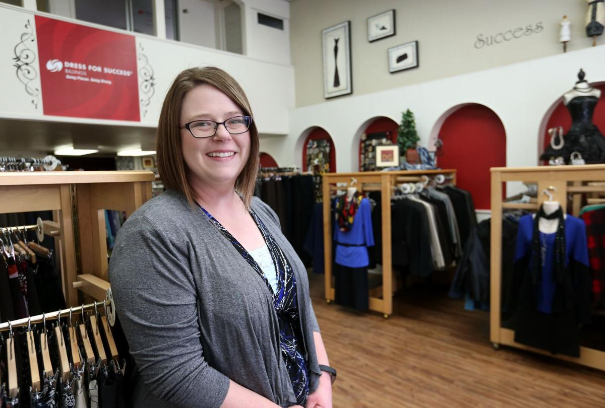 dress for success helps women one outfit at a time billings news dress for success executive director brianna rickman