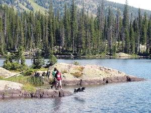 Heart Lake: Veer off beaten path for better fishing