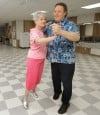 Couple get their cues from dance
