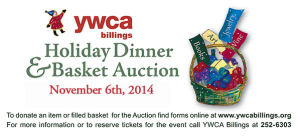 YWCA Dinner & Basket Auction