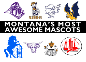 Montana's most awesome high school mascots