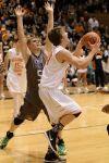 Senior's  Brooks Henderson shoots