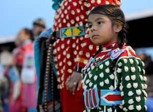 Crow Fair 2014 draws people from around the country