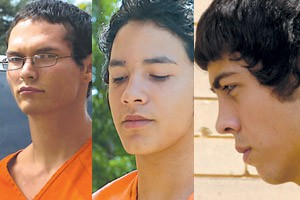 3 teens plead not guilty in Sheridan murder