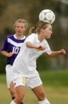Prep girls soccer - West 6, Butte 1
