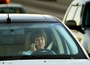Time to hang up: Distracted driving ordinance takes effect today