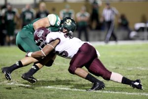 Cal Poly QB beats Grizzlies with legs, arm