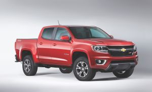 2015 Chevrolet Colorado offers serious capability in a midsize pickup package