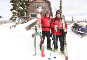 Octogenarian Ski Patrol members keep Lost Trail safe and smiling