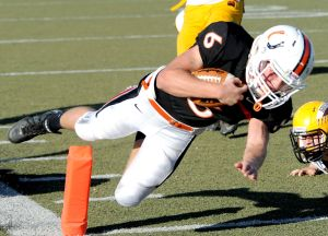 Orange crush: Broncs claim homecoming win