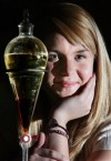 Student's biofuel work leads to international science fair