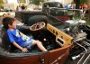 Auction of classic cars today is part of Burn the Point