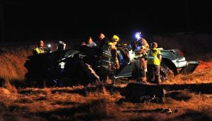 Miles City man dies in rollover near Worden