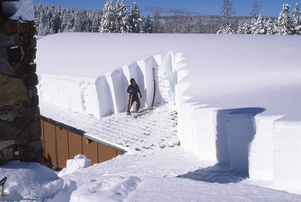 Image Result For Roof Snow Removal