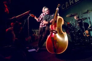 The Reverend Horton Heat and Nekromantix