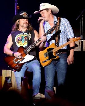 Terry Lee Palmer and Jonathan Pardi