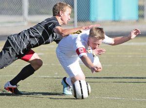 Senior West Boys Soccer