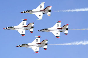 Kalispell pilot fulfills childhood dream of flying as an Air Force Thunderbird
