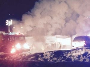 Fire destroys Ten Sleep fire station, 5 engines