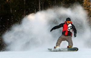 Red Lodge ski area boasts biggest opening day in years