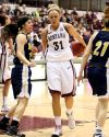Jordan Sullivan's all-out approach leaving proud Lady Griz legacy