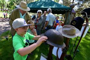 Mountview Cemetery Memorial Day Ceremony