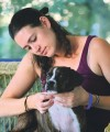 Pet groomer specializes in animal massage
