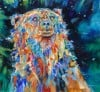 """Starstruck Bear,"" by Carol Hagan"