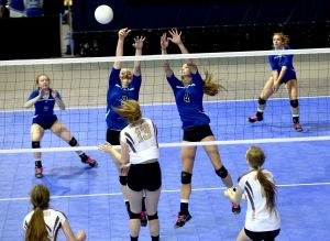 Class AA Volleyball Thursday
