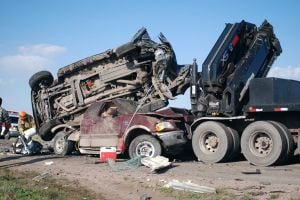 Number of fatal highway crashes almost doubles