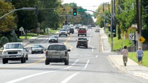 Lewis Avenue residents divided over new bike lanes