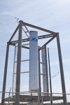 Montana State University Billings' new wind turbine