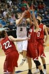 Columbus, Bigfork advance to State B boys championship