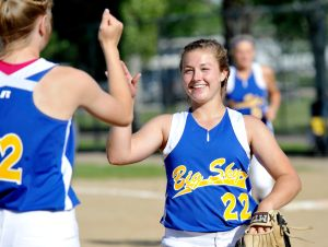 State AA softball: West, Skyview can't solve Big Sky's Newbary