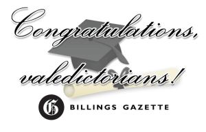 2015 Salute to Valedictorians