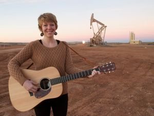 Williston transplant wants to put a musical take on the Bakken