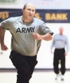 Immigrant, Hossein Borhan, is hoping to join MSUB's new ROTC program
