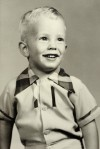 Bobby Switzer was killed on his bicycle Dec. 5, 1962.