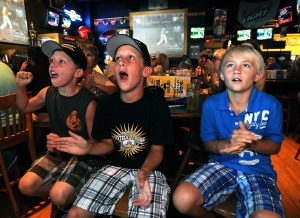Fans back home proud of Little Leaguers' effort