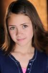 Young actress Kristin Dorn