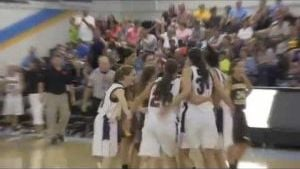 Barta's late basket leads Montana girls over Wyoming