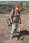 Tree Planter Deana Spotted Eagle