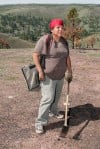 Tree Planter Deana Spotted Eagle
