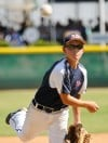 Big Sky Little League All Stars' pitcher