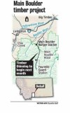 Contentious forest thinning set to begin next month