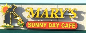 Mary's Sunny Day Café moves back into health food store