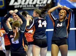 Class AA Volleyball Friday